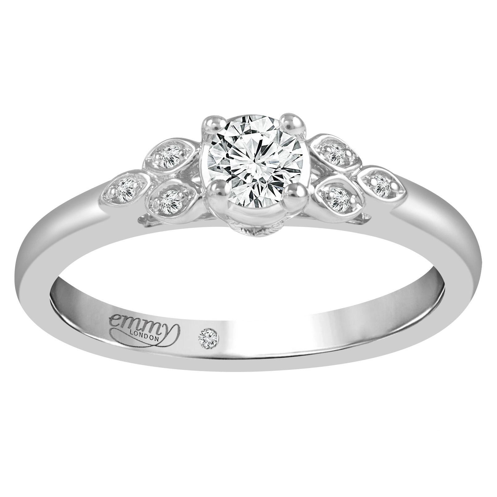 Emmy London Palladium 1 5 Carat Diamond Ring 5 Carat Diamond Ring Diamond Ring Diamond