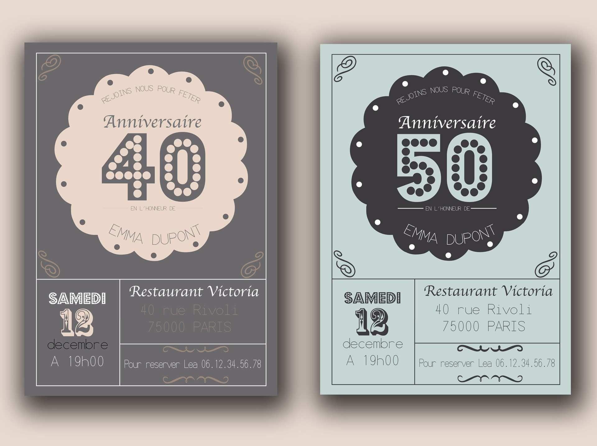 Inspirational Carte Invitation Anniversaire Champetre Birthday Cards To Print Birthday Cards Birthday Invitations