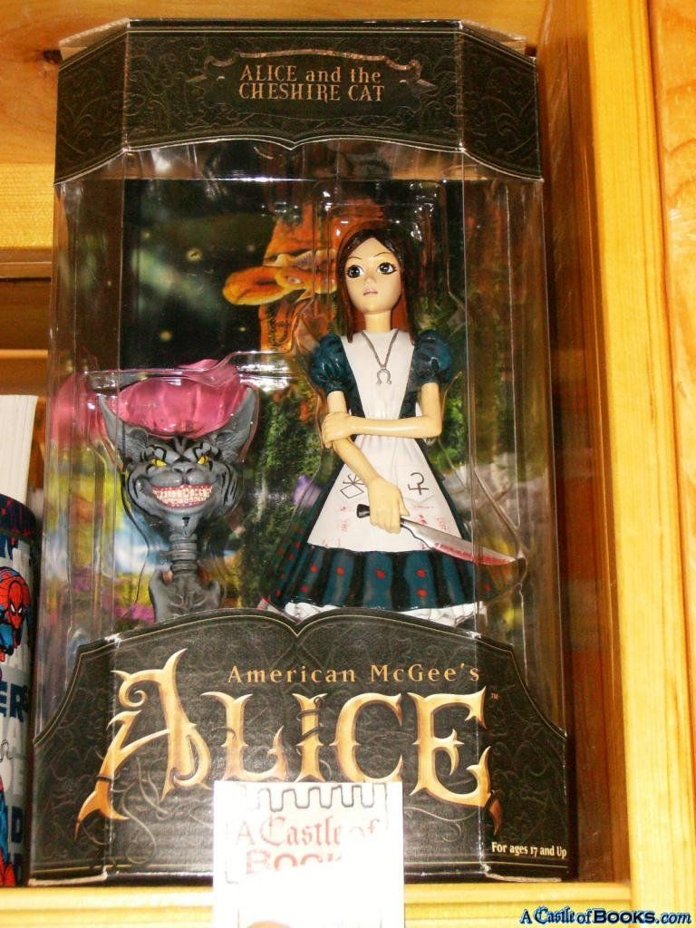 AMERICAN MCGEES ALICE ACTION FIGURES - ALICE