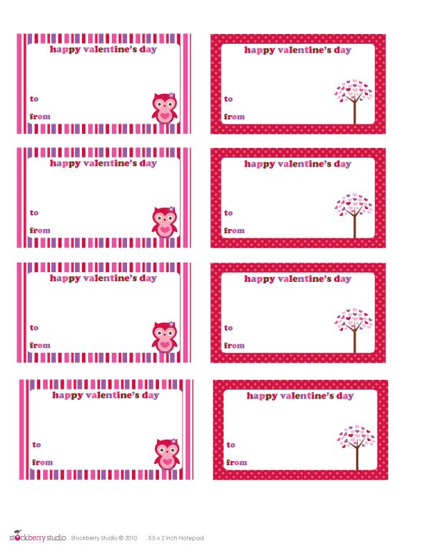 Stockberry studio freebie printable valentine owl gift tags stockberry studio freebie printable valentine owl gift tags negle Images