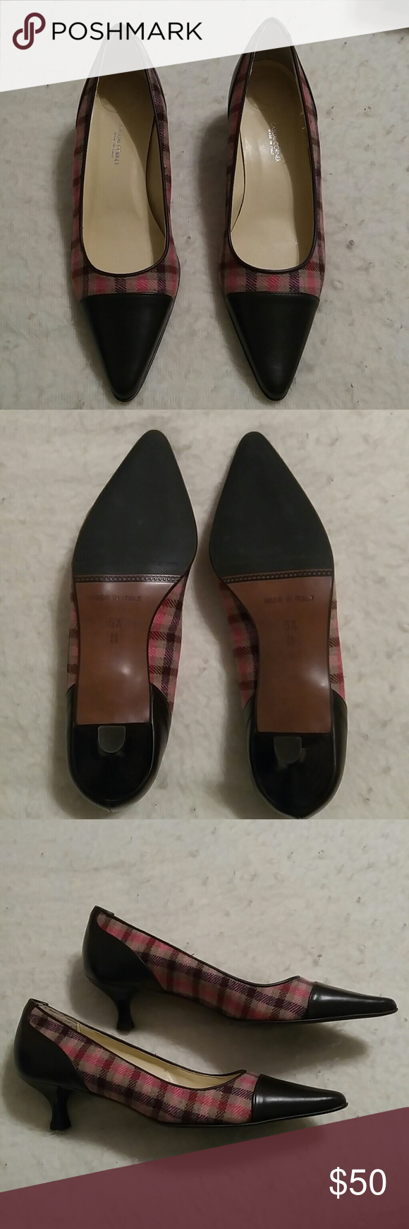 Made in Italy Casual Corner Vanna shoes