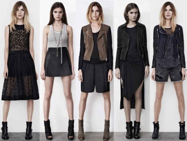 a9403313 New kid in town: All Saints | All Saints | Allsaints style, All ...