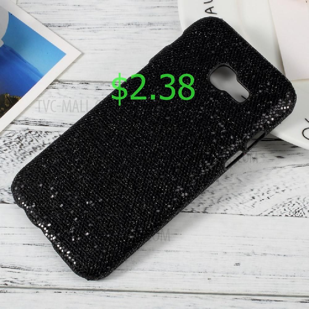 Stylish Leather Skin Hard PC Mobile Phone Case for Samsung Galaxy ...