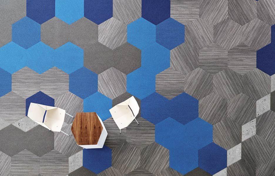 Hexagon Pattern Carpet Google Search 77b Media Room