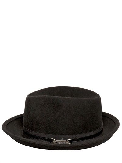 607c320b6a3fd Richmond Wool Felt Hat on shopstyle.com