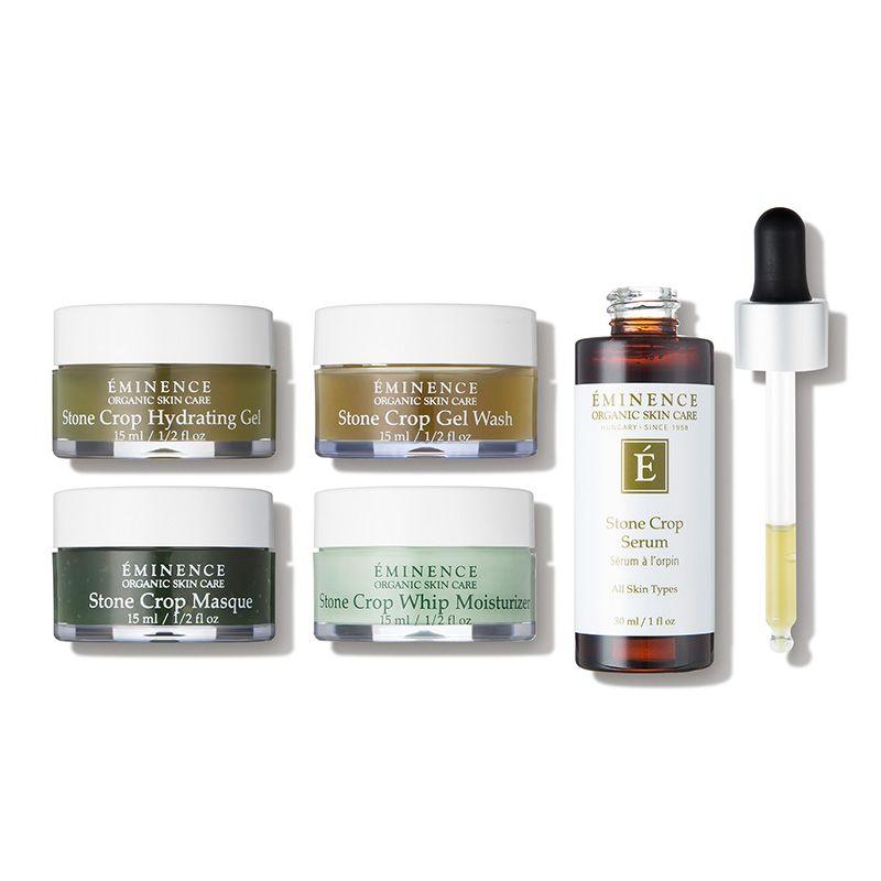 Eminence Organic Skin Care Stone Crop Collection Tube Exclusive Eminence Organic Skin Care Organic Skin Care Skin Care