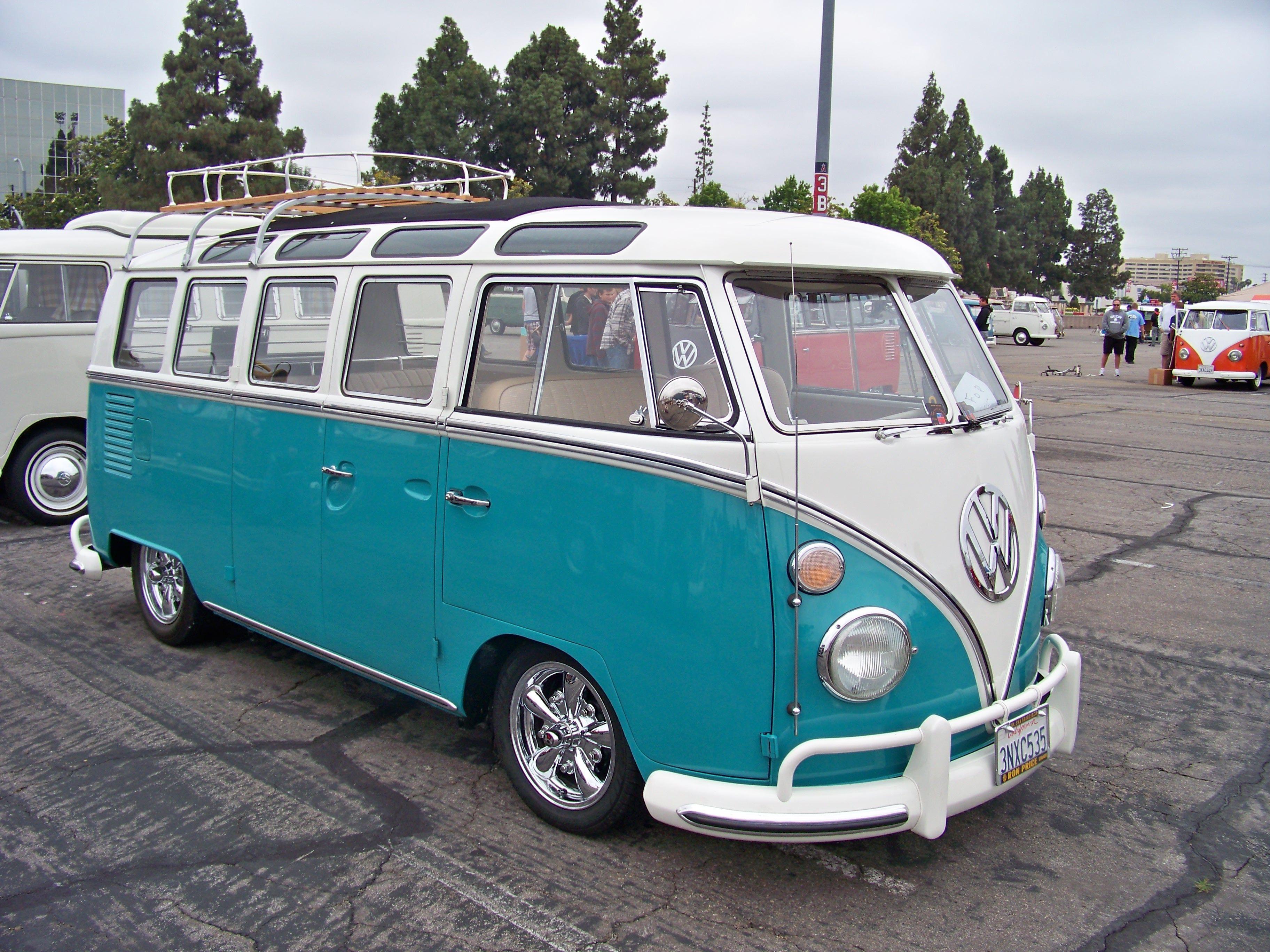 vw bus 21 window...luv it!! Vw bus, Volkswagen bus, Vw