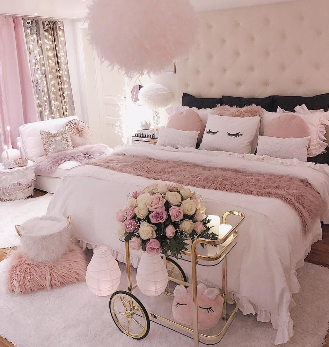 Bedroom In Pink Pink Home Interior Bedroom Home
