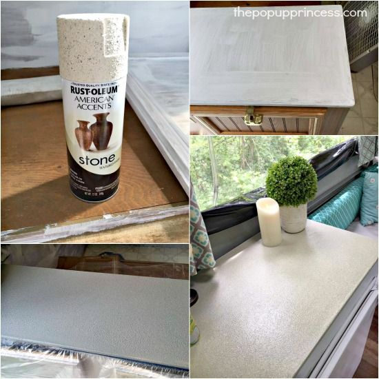 Pop Up Camper Countertops | Strictly come camping x