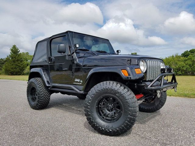Car Brand Auctioned Jeep Wrangler X Lifted 2006 Jeep Wrangler X