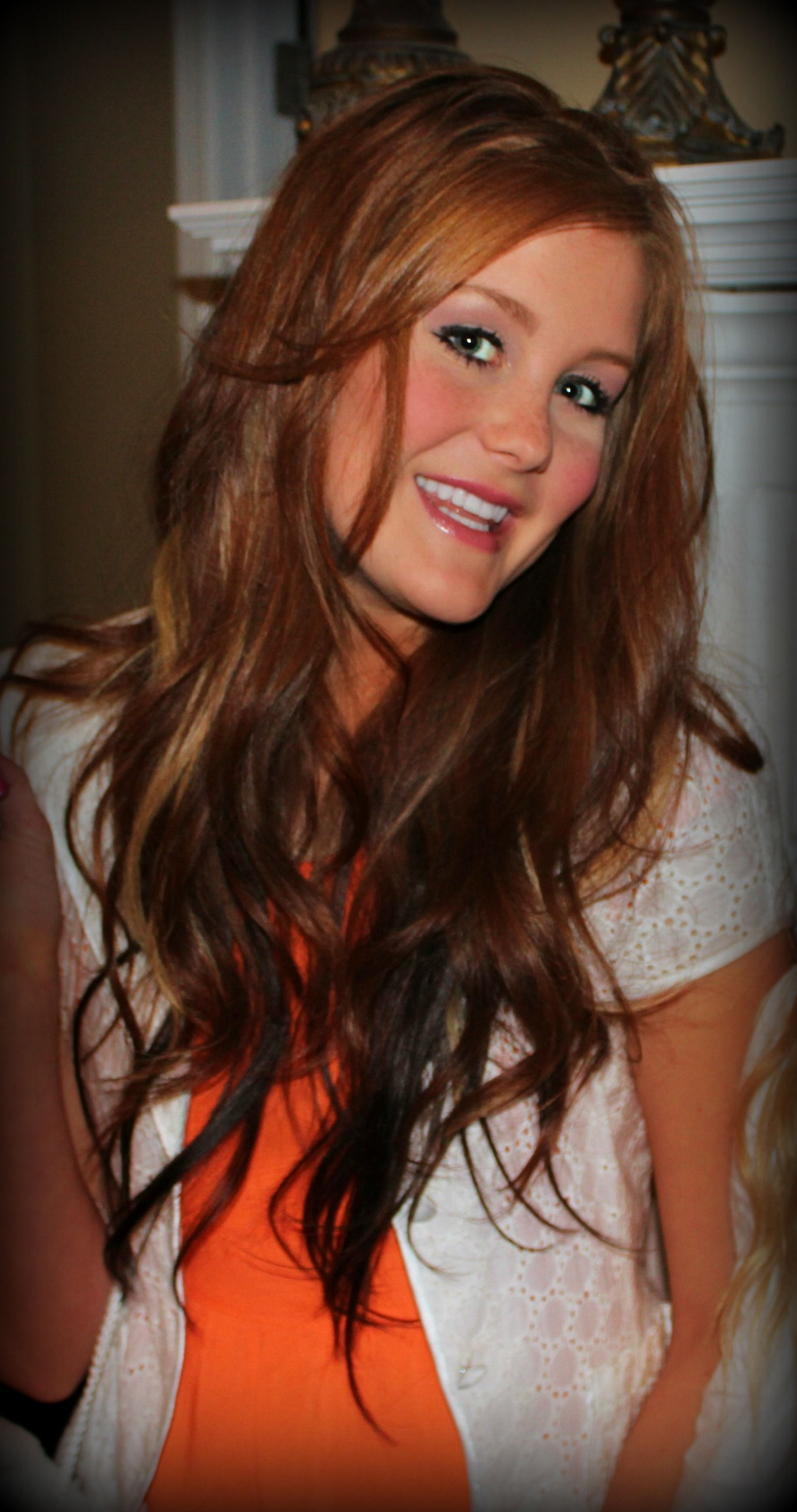 Auburn Hair Dark Extensions Hair Color Ideas Pinterest