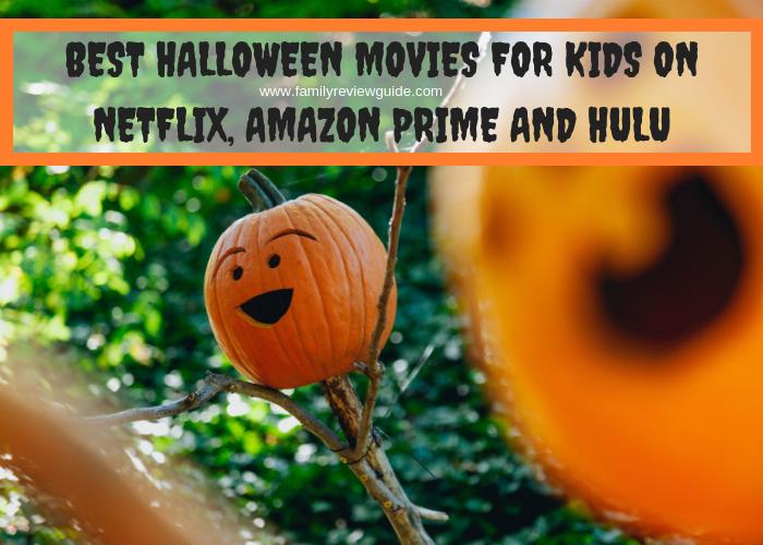 Best Halloween Movies For Kids on Netflix, Amazon Prime