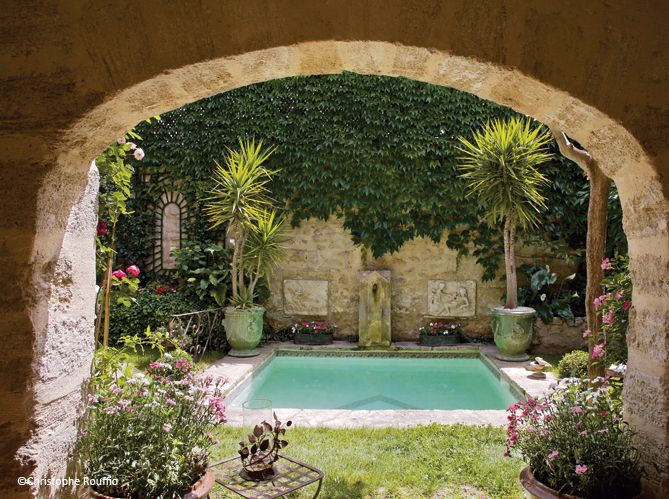 bassin #jardin Piscines de rêve Dreamy swimming pools
