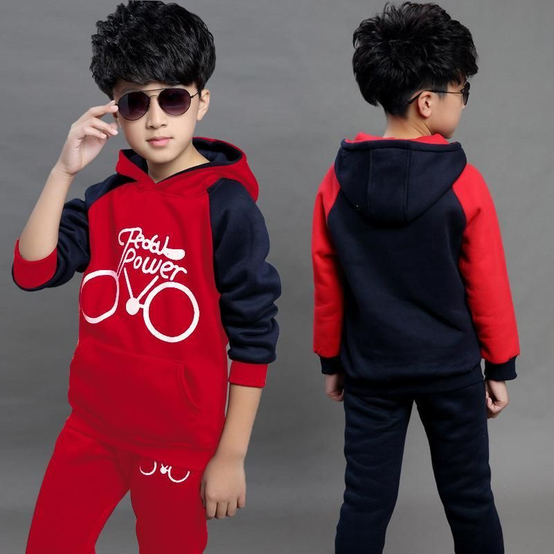 Boys Girls Sport Suits 4 5 6 7 8 9 10 Year kids Tracksuits   Outfit sets, Sports  suit, Sport outfits