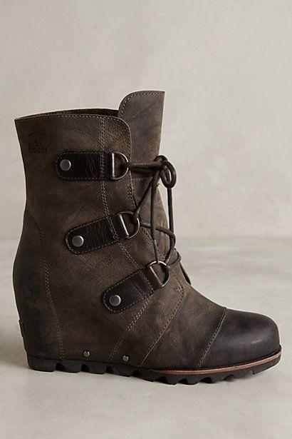 Sorel - Coz Joan Femmes - Chaussures D'hiver Taille 11 Marron 3DCIO9Vq6