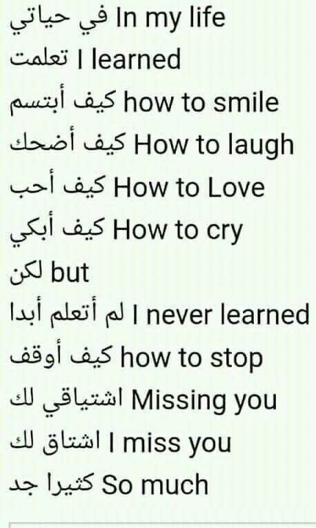 Learning Arabic Msa Fabiennem Learn English Words English Language Learning Grammar English Words
