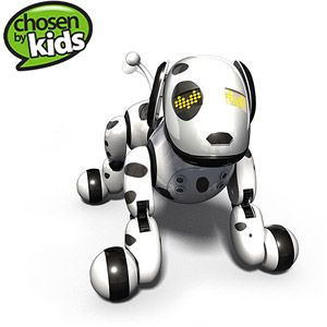 At Walmart For 79 97 Reg Price 99 97 Zoomer Robot Dog