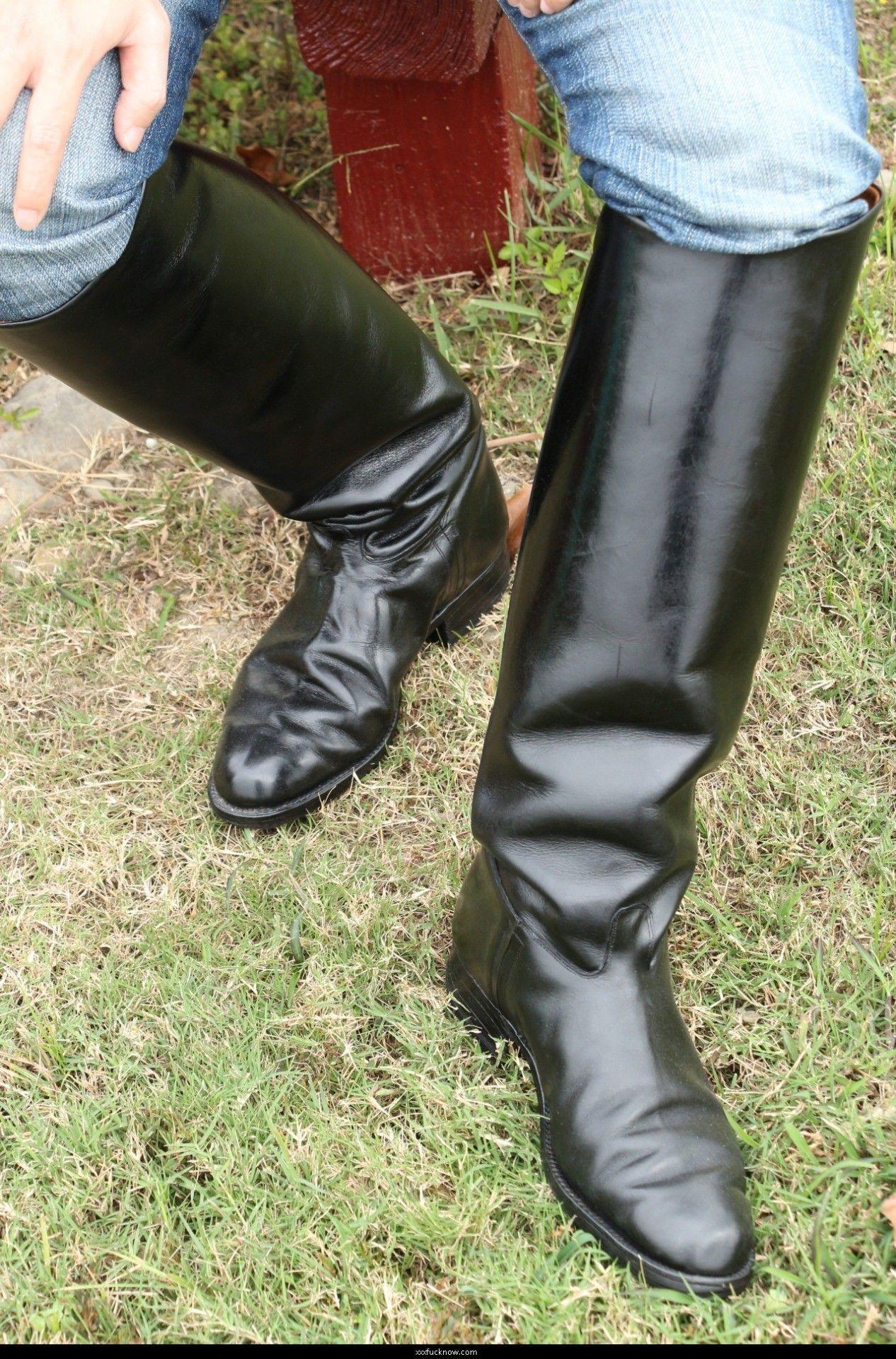 Pin de Gelaarsdekater en Laarzen | Botas hombre, Botas de