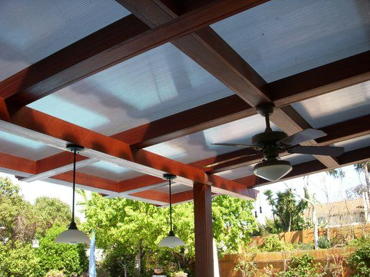 Wonderful Waterproof Mahogany Patio Cover | Yelp