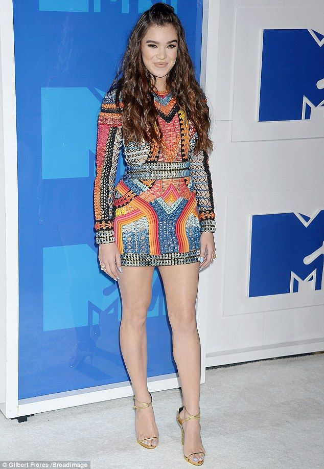 Colorful Mini Dress