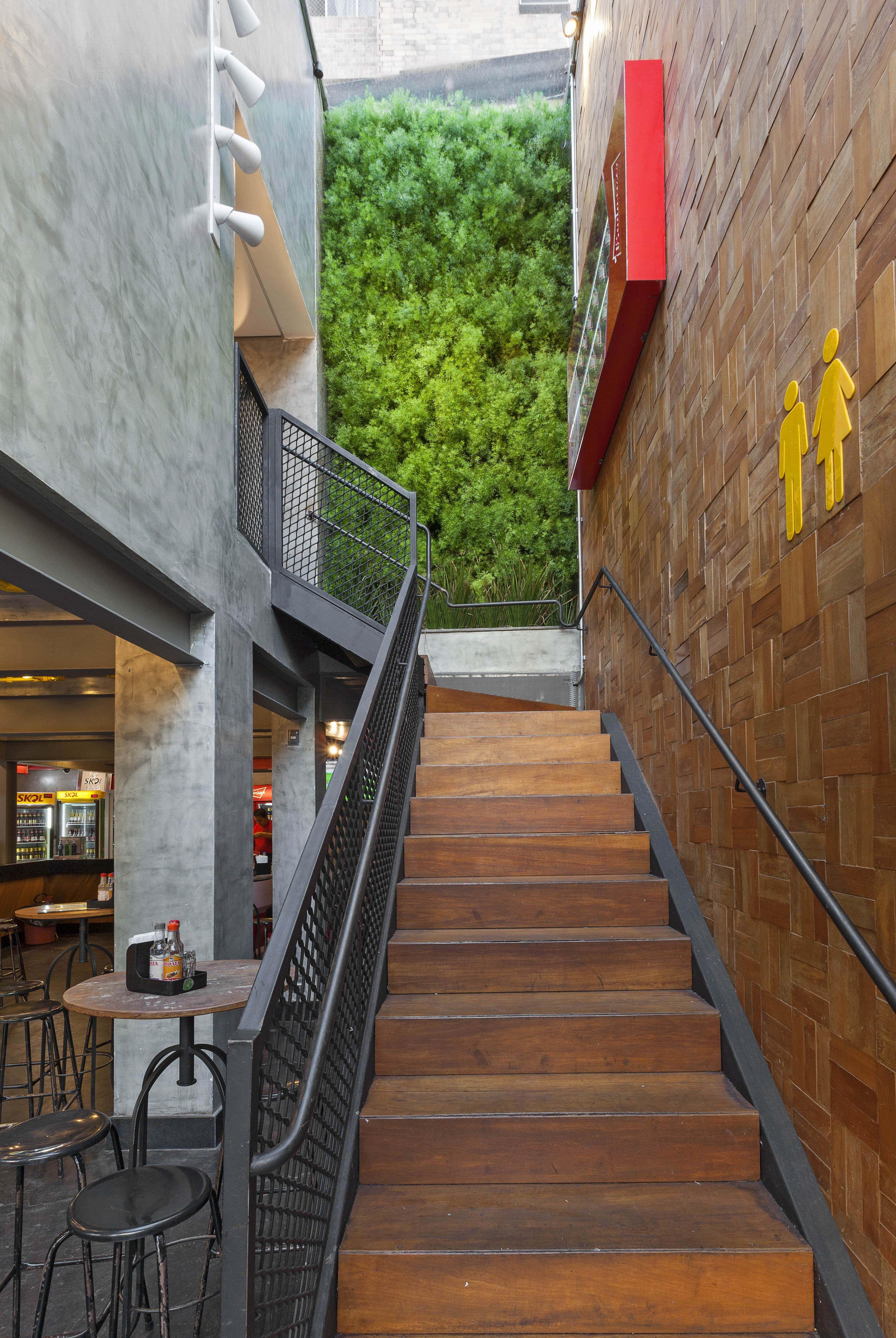 Projeto de reforma comercial Bar O Rei Lourdes, Belo Horizonte, Minas Gerais. Brasil. Aptar Arquitetura