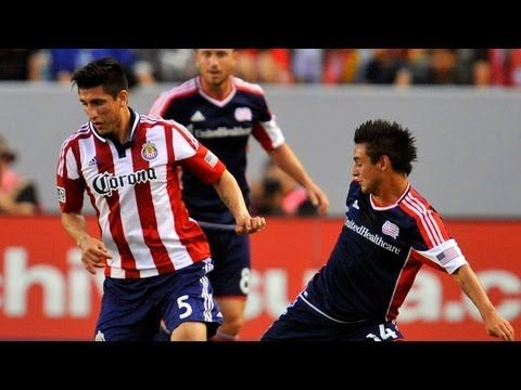 FOOTBALL -  HIGHLIGHTS: Chivas USA vs New England Revolution | June 29, 2013 - http://lefootball.fr/highlights-chivas-usa-vs-new-england-revolution-june-29-2013/