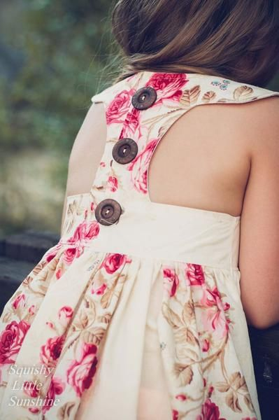 Tea Party Dress Sewing Pattern -   25 diy dress party ideas