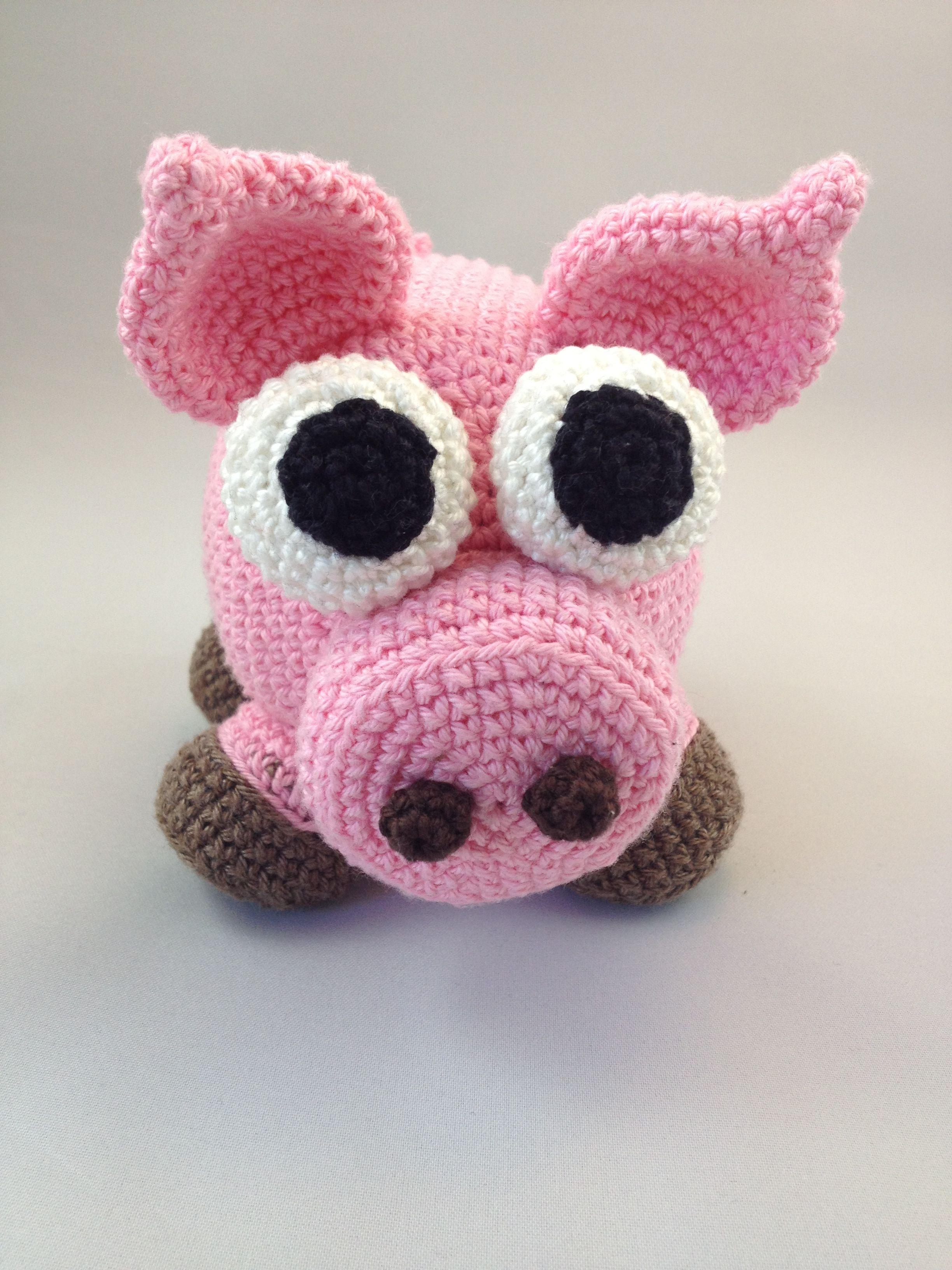Piglet Amigurumi Free Pattern : Free crochet pattern from jo s crocheteria