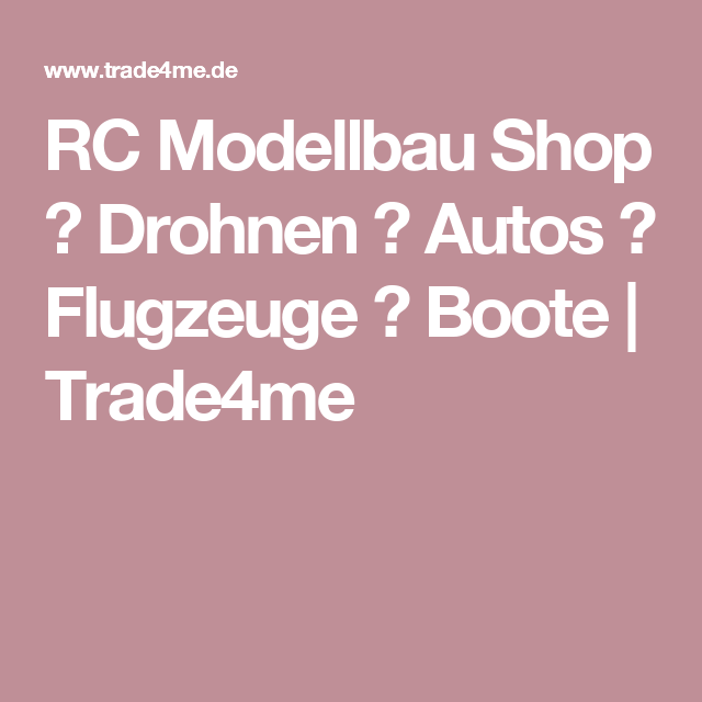 Modellbau Hannover rc modellbau shop drohnen autos flugzeuge boote