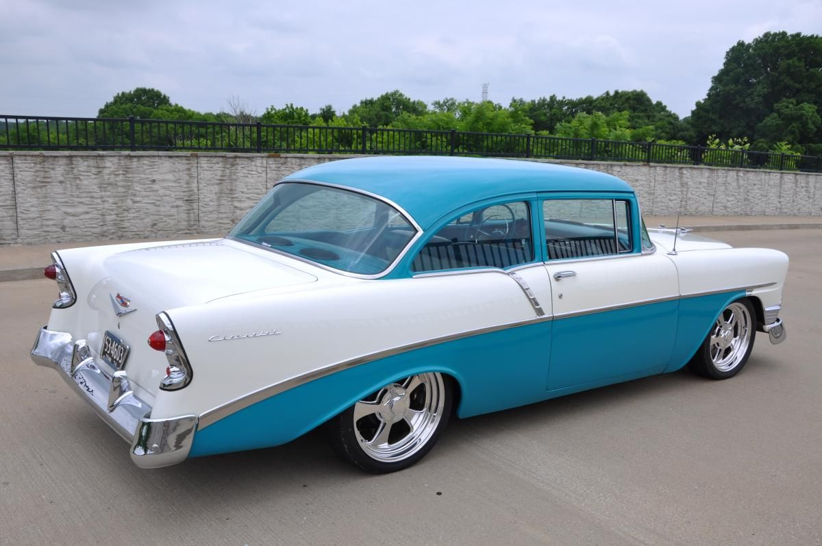 1956 Chevy Delray 1956 Chevrolet 210 Del Ray Club Coupe