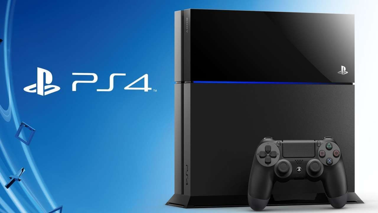 Ps4 500gb Console Black Playstation 4 Console Ps4 Console Sony Playstation