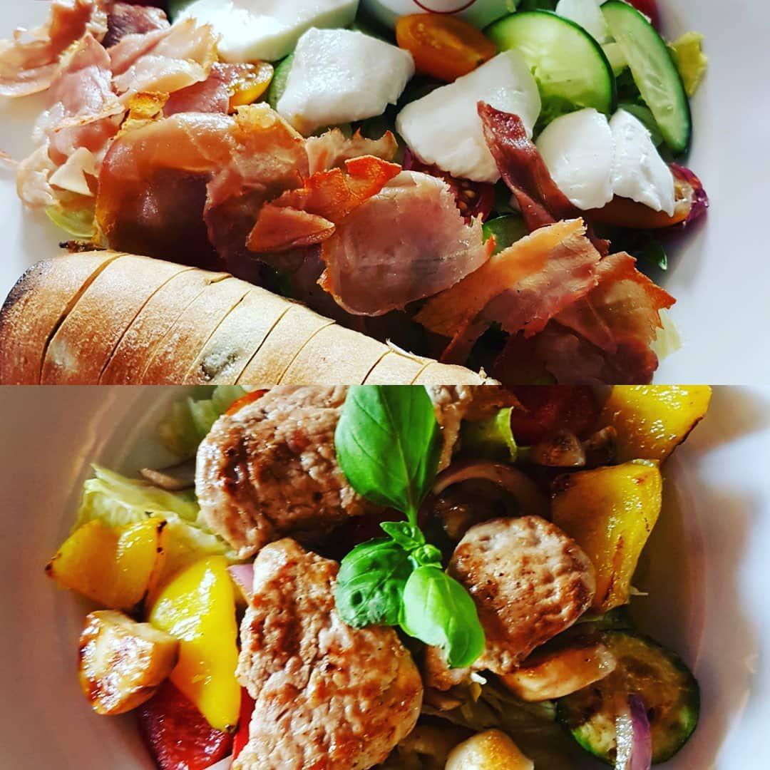 Sałatkowy raj 😁 #sałatki#zdrowo#kolorowo#jedzonko#warzywa#dieta#fit#fitness#salad#vegetablesalad#col...