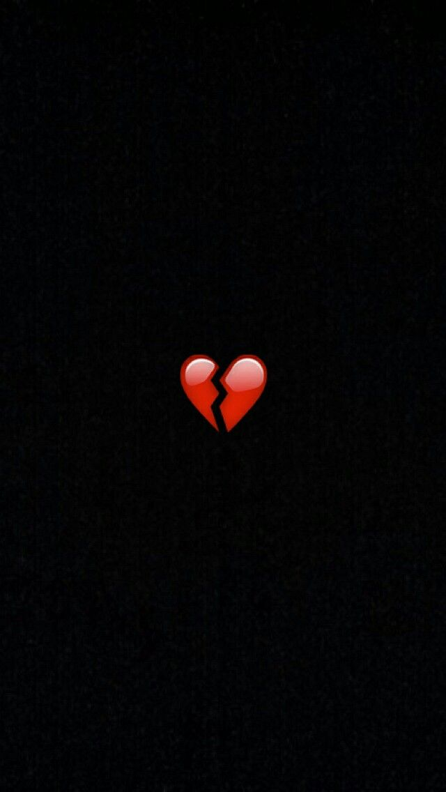 Pin On Sebastian 2 0 Awesome black broken heart wallpaper