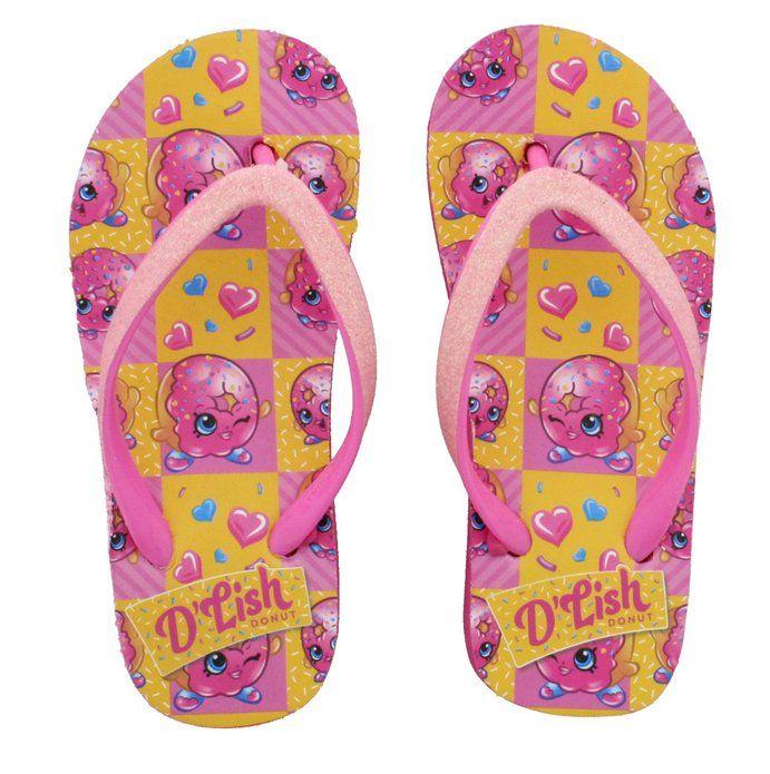 Girls wedge sandals, Wedge flip flops