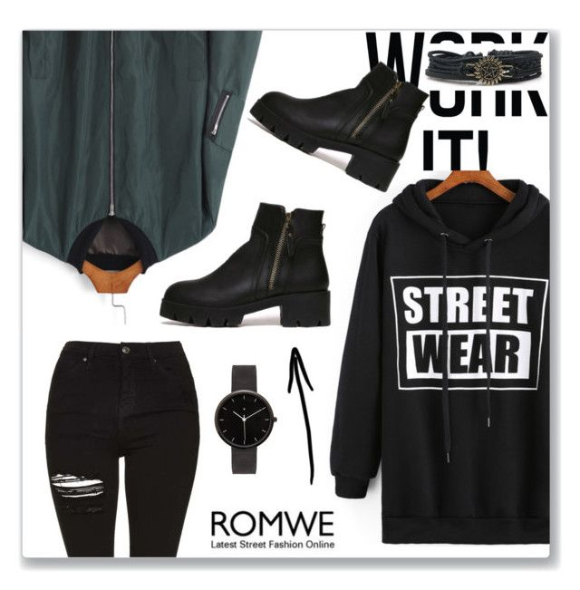 Ugly Romwe Clothes