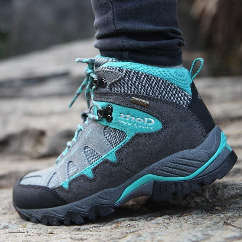 Clorts Womens Waterproof Hiking Shoes