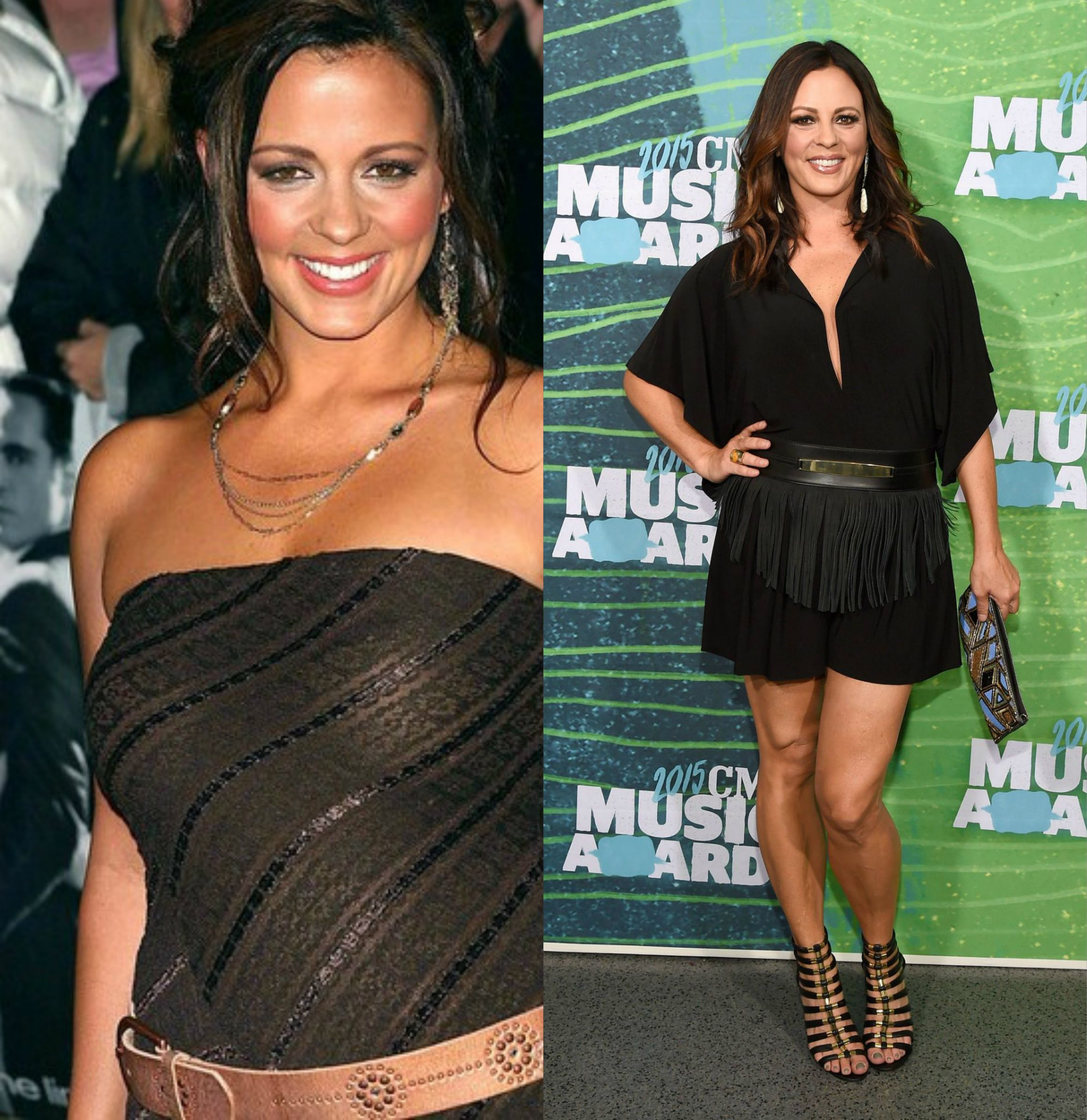 Your Favorite Country Singers Then And Now Country Female