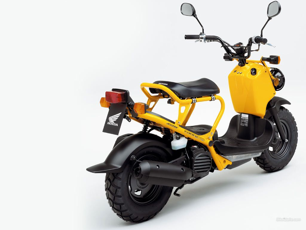 Honda Zoomer X California Style