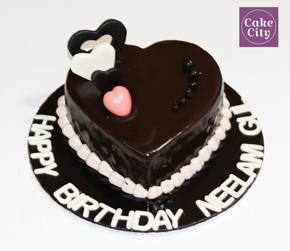 Amazing Girls Birthday Chocolate Cakes In Lahore Girlscakes