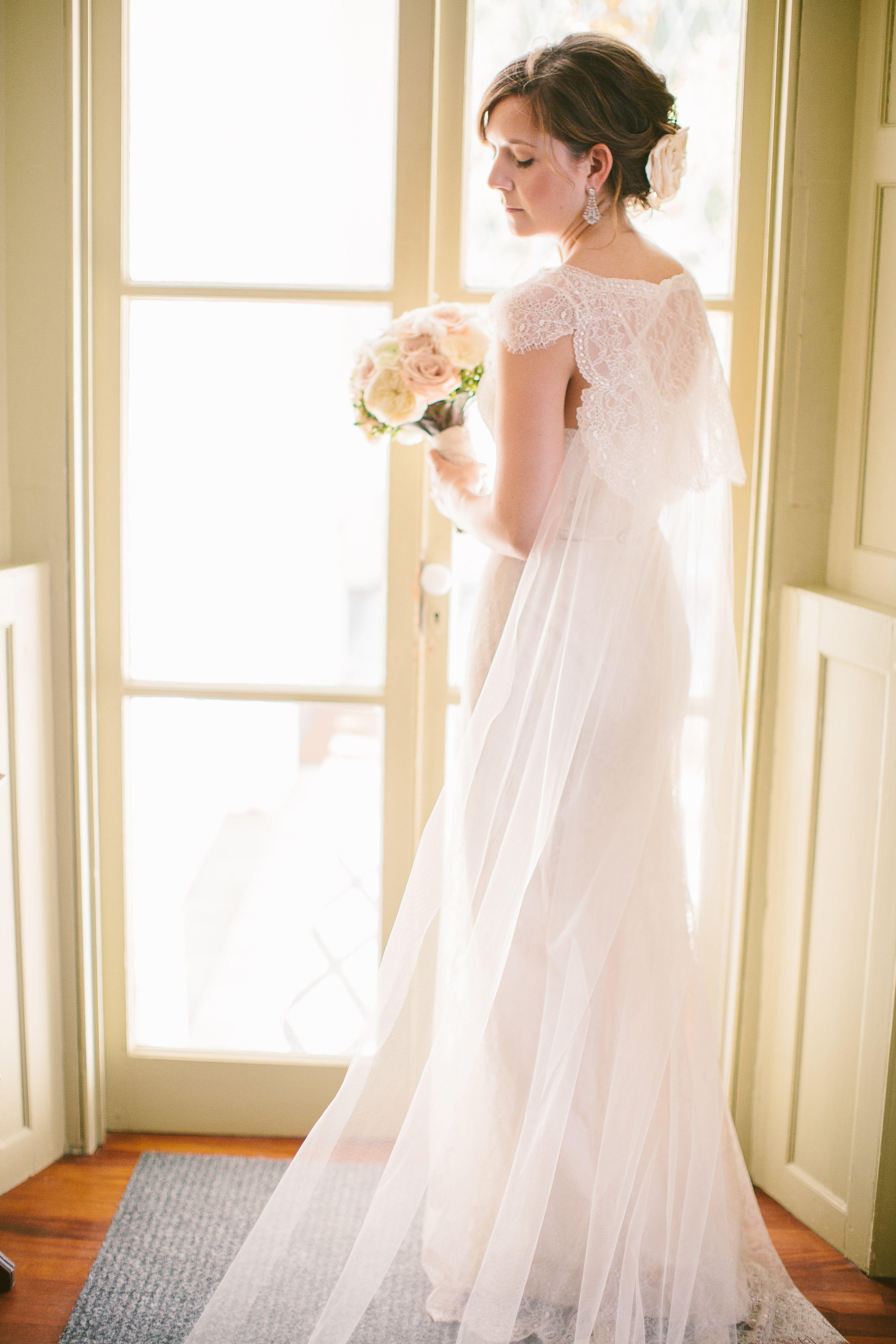 Bristol Rhode Island Wedding From Rebecca Arthurs Best Wedding Dresses Cape Wedding Dress Wedding Dresses Lace [ 4800 x 3200 Pixel ]