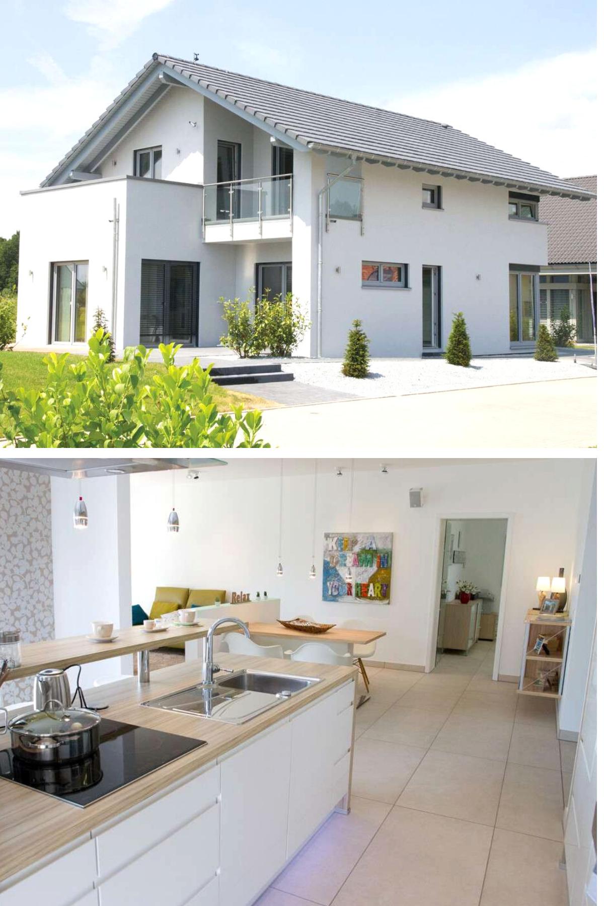 Allkauf Musterhaus Nurnberg Erlangen In 2020 Haus Einfamilienhaus Musterhaus