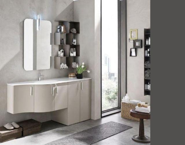 Badmobel Kleines Bad ~ Badmöbel stauraum interessantes design kleines bad home