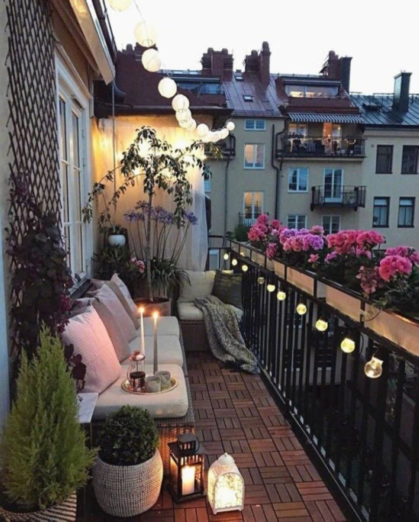 46 The Best Apartment Terrace Ideas You Can Try Https Realivin