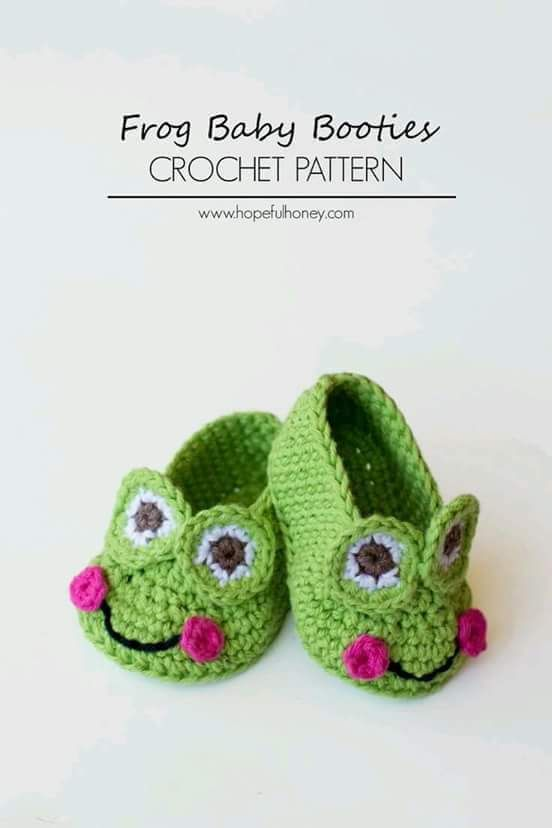 SAPATINHOS DE BICHINHOS   artes   Pinterest   Bebe, Bebé y Crochet ...
