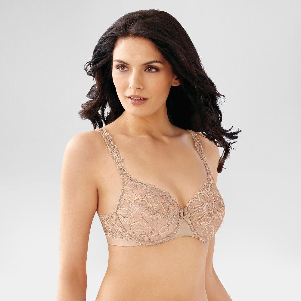 6805d8fb5076f Beauty by Bali Women s Lace Unlined Underwire Bra 3B43