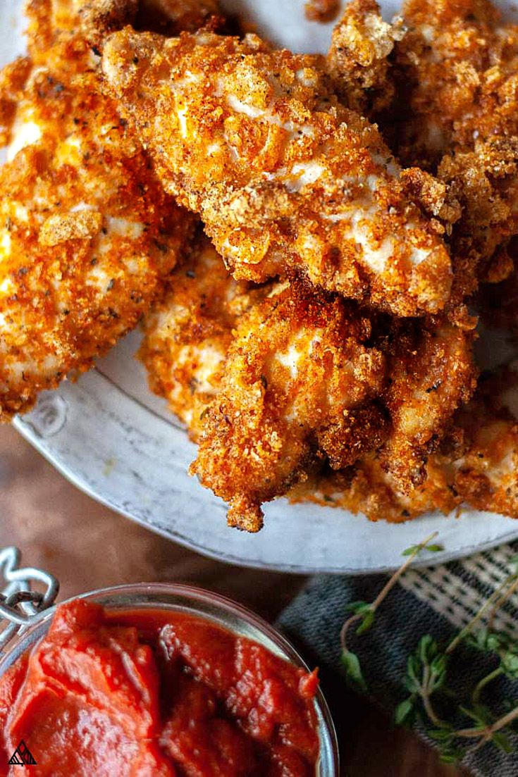Keto Fried Chicken Recipe Keto Chicken Keto Fried Chicken Keto