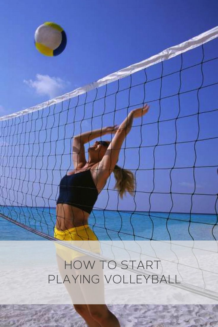 How To Start Playing Volleyball Howto Helpful Useful Tips Advice Beach Volleyball Outfits Beach Volleyball Volleyball