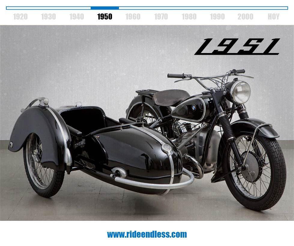 R 51/3 1951 El bastidor ya familiar cuenta ahora con nuevos motores ...
