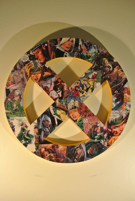 X Men Wall Plaque In Stock Pinterest Marvel Superhero And Babies