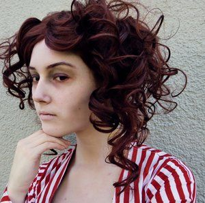 Deviant Browser Beta Mrs Lovett Cosplay Hair Cosplay